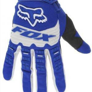 FOX DIRTPAW RACE GLOVE DARK BLUE