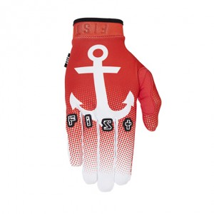 FIST HOLDFAST SLIP GLOVE RED