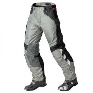 BLACK/GREY BMW RALLYE TROUSERS