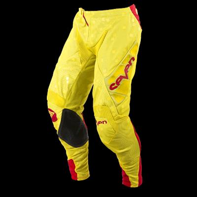 SEVEN 14.1 RIVAL PANT VERT RED - YELLOW.