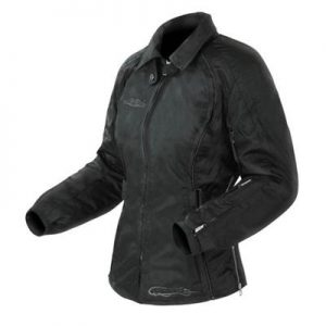 DRIRIDER JEWEL JACKET LADIES BLACK