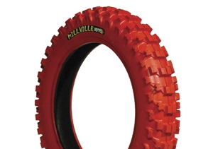 MILLVILLE 250/12 RED TYRE