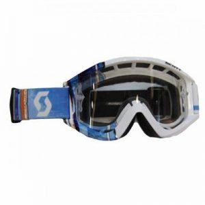 SCOTT RECOILXi PRO PIXEL WHITE/BLUE