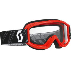 SCOTT 89si YOUTH GOGGLE RED