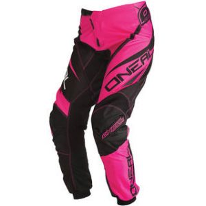 ONEAL ELEMENT PANT BLACK/PINK YOUTH