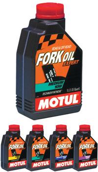 MOTUL FORK OIL EXPERT 10W 1LT