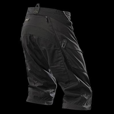 TLD REV PANT BLACK ZIP LEGS