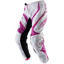 ONEAL ELEMENT PANT WHITE/PURPLE WOMENS - 3/4