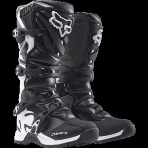 FOX COMP 5Y BOOT 2016 BLACK SZ6