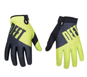 DEFT EQVLNT CHOICE LIME/BLK GLOVE