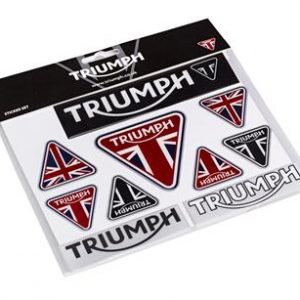 TRIUMPH STICKER SET