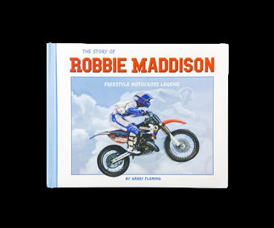 ROBBIE MADDISON BOOK