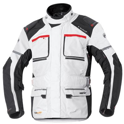 HELD CARESE II TOURING JKT GRY/RED XL