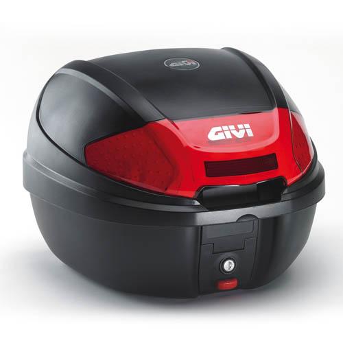 GIVI TOP CASE 30LT + PLATE
