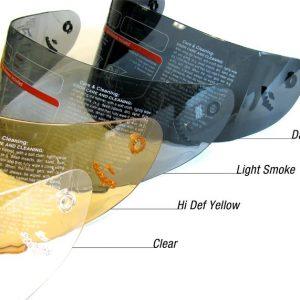 RJAYS CFK-1 VISOR DARK SMOKE