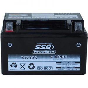 12V SSB V-SPEC HIGH PERFORMANCE AGM BATTERY