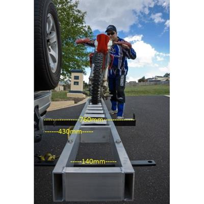 MO-TOW TRAILER CARRIER 1900mm