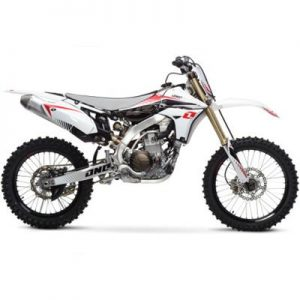 ONE KIT TRACE YZF450 10-12 graphics, plastics, seatcover