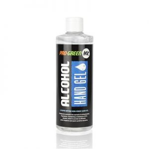 PRO-GREENMX HAND GEL ALCOHOL 500ml