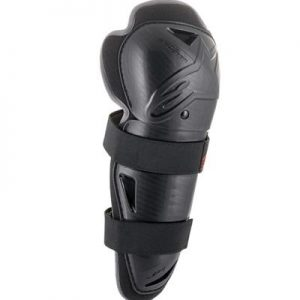 BIONIC ACTION YOUTH KNEE PROTEblk/red ONE SIZE