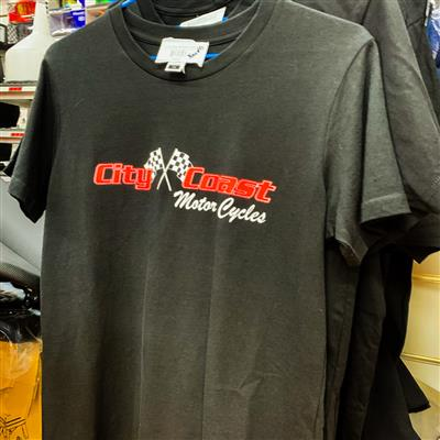 City Coast Motorcycles Tee Shirts