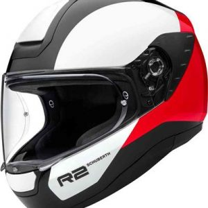 SCHUBERTH R2 APEX RED SMALL 55CM HELEMT